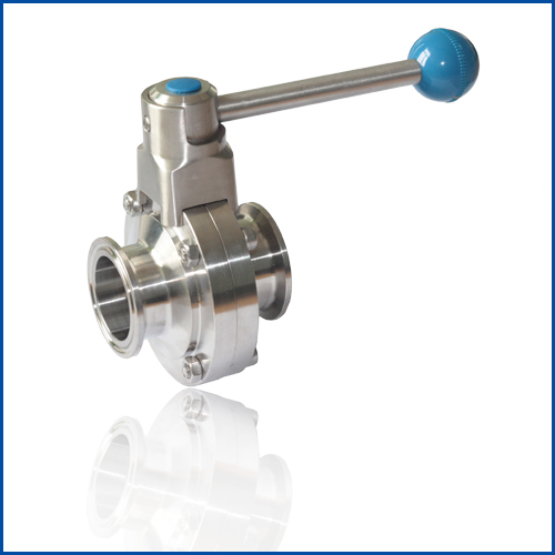 Butterfly Valve Clamp Type